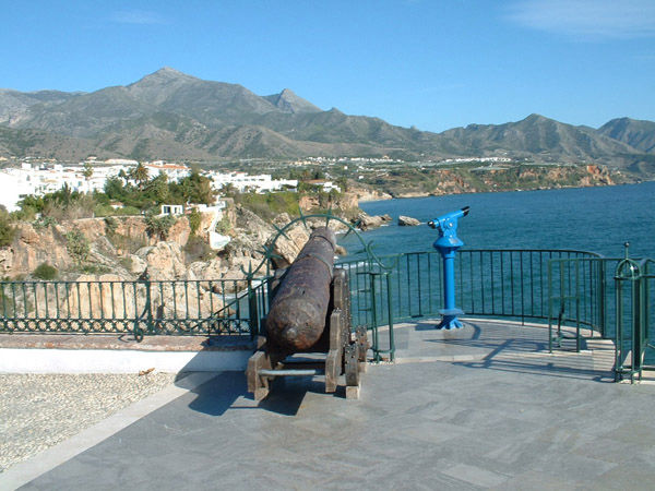 Audioguide of Nerja - The Balcony of Europe