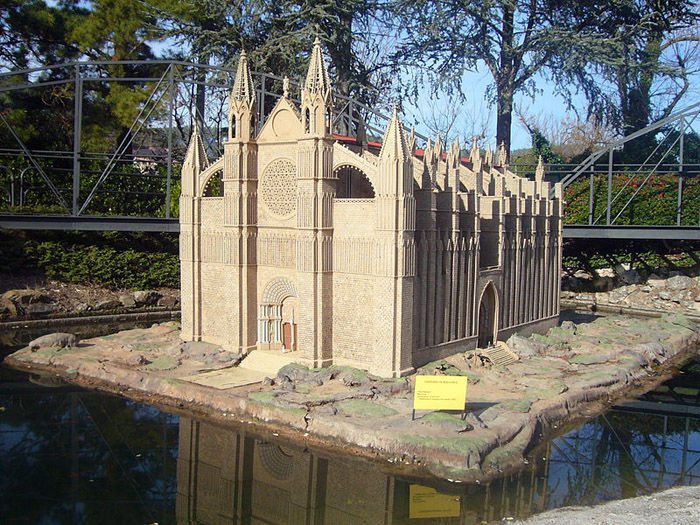 Audioguide of Catalunya in Miniature Park - Majorca Cathedral