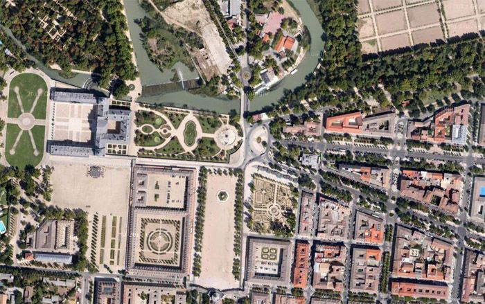 Aranjuez audio guide - The Eastern Trident