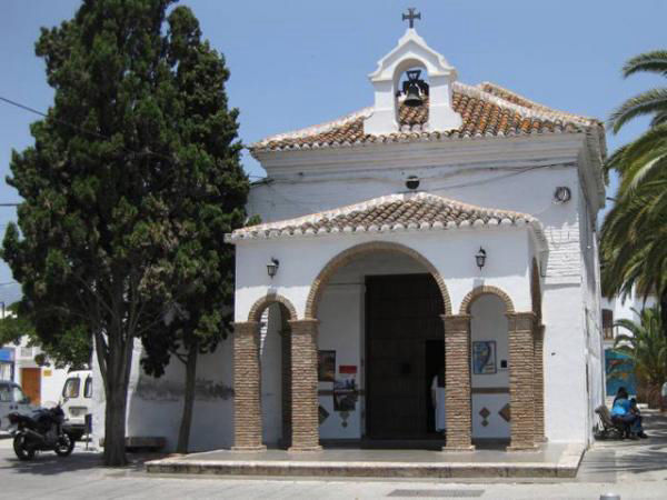 Audioguide of Nerja - The Chapel of Our Lady of the Distressed