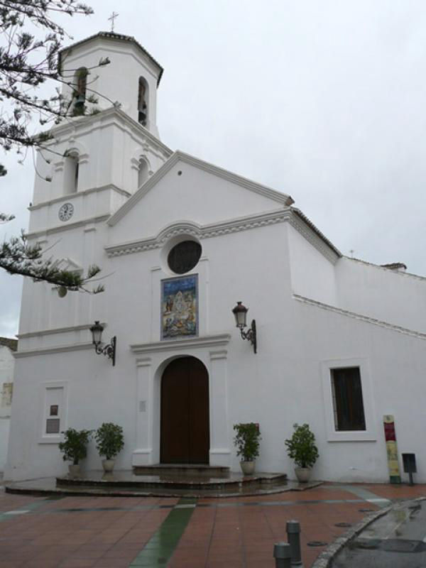 Audioguide of Nerja - The Church of Our Saviour
