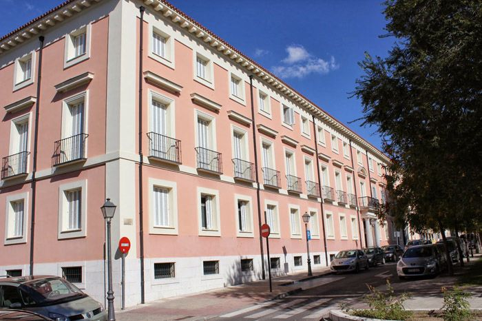 Aranjuez audio guide - Godoy Palace