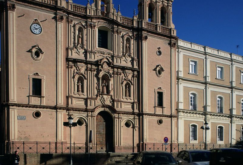 Audioguide of Huelva - The Cathedral of my Neighbourhood
