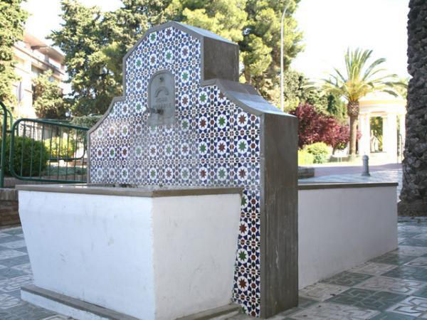 Audioguide of Nerja - Cantarero´s Fountain