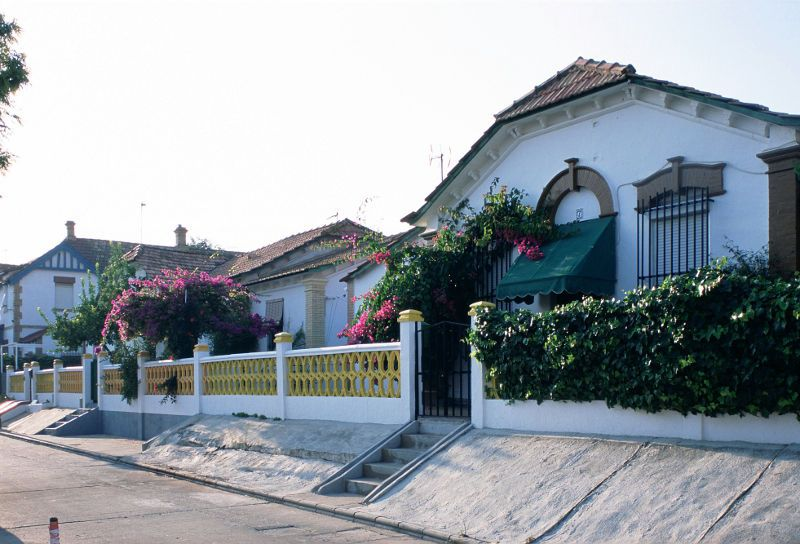 Audioguide of Huelva - the English Neighbourhood