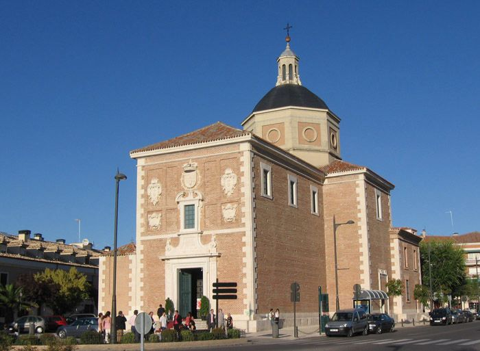Aranjuez audio guide - Alpajés Church