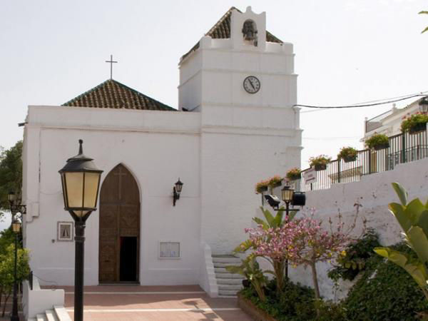 Audioguide of Nerja - The Church Of Our Lady of Wonders