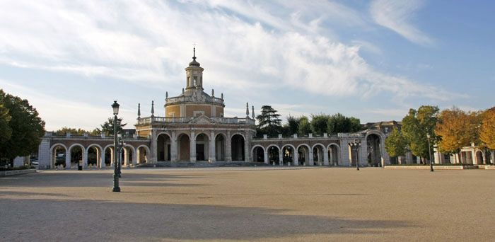 Aranjuez audio guide - Saint Anthony Square