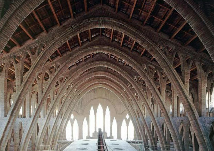 Audio guide of the Wine Cathedral - Ceiling