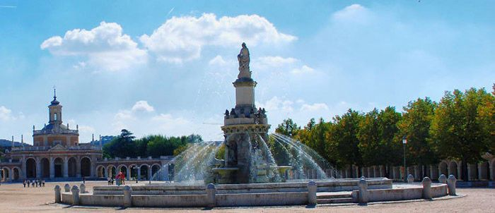 Aranjuez audio guide - The Fountain of Venus
