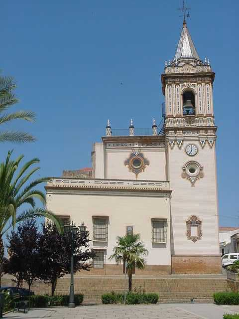 Audioguide of Huelva - the Church of St. Peter