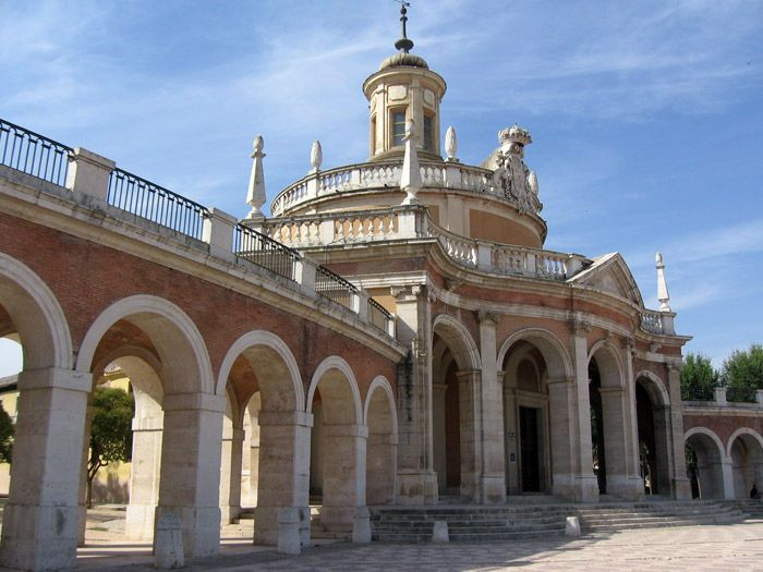 Aranjuez audio guide - The Church of Saint Anthony