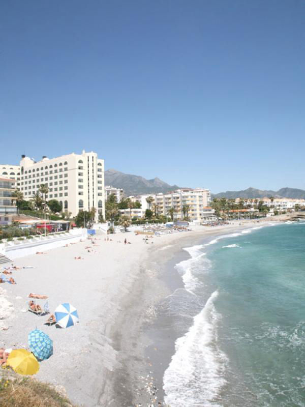 Audioguide of Nerja - Torrecilla Beach