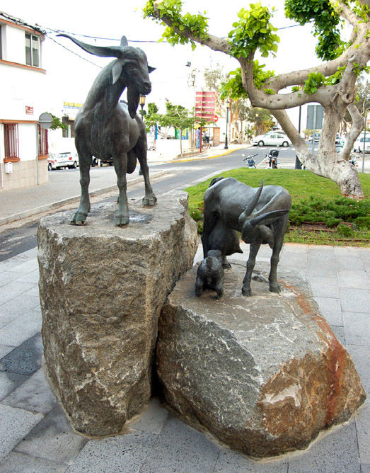 Audioguide of Puerto del Rosario - The Goats