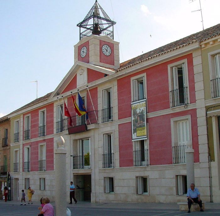 Aranjuez audioguide - The House of Employees