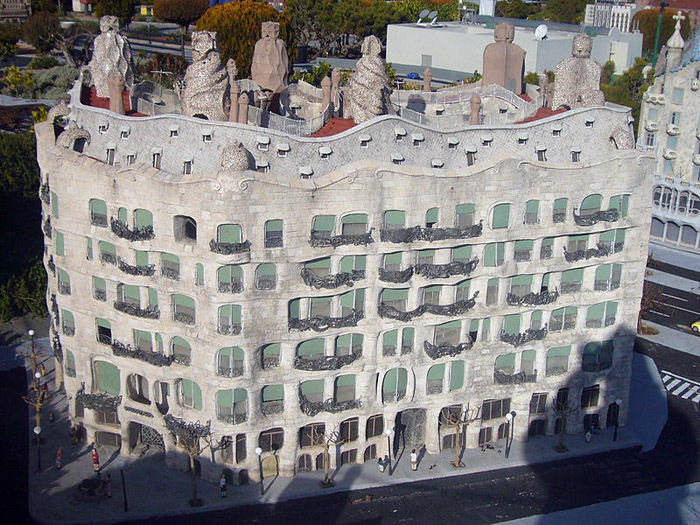 Audioguide of Catalunya in Miniature Park - La Pedrera