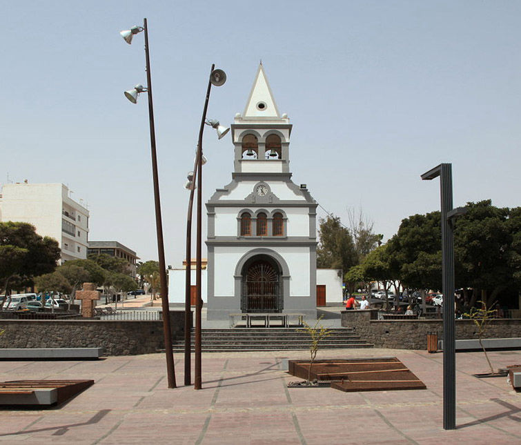 Audioguide of Puerto del Rosario - Our Lady of the Rosary Church
