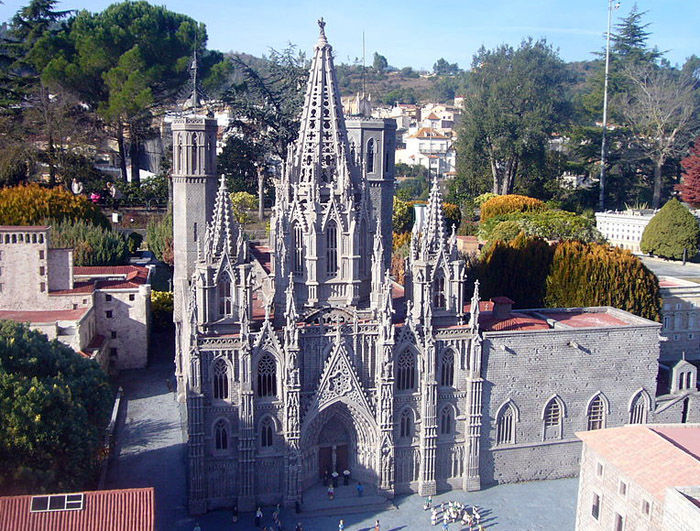 Audioguide of Catalunya in Miniature Park - Barcelona Cathedral