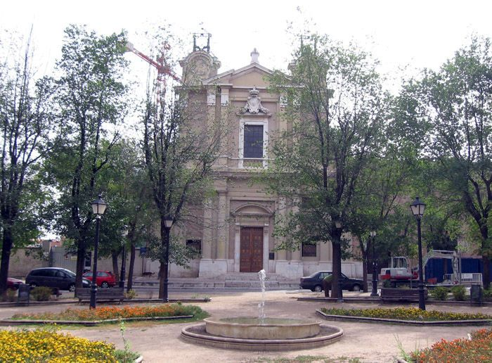 Aranjuez audio guide - The Convent of Saint Pasqual