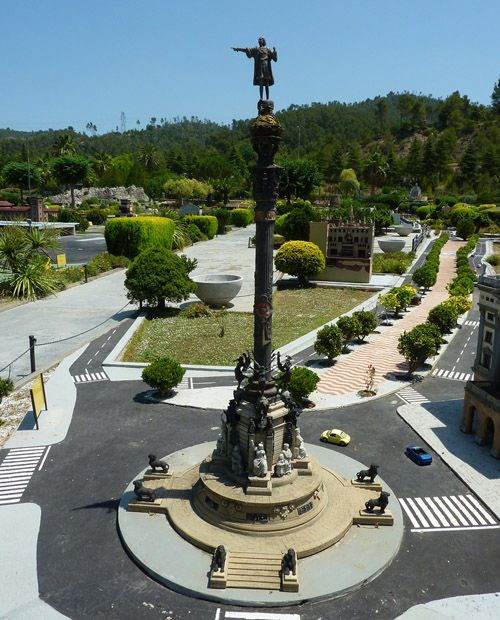Audioguide of Catalunya in Miniature Park - Columbus