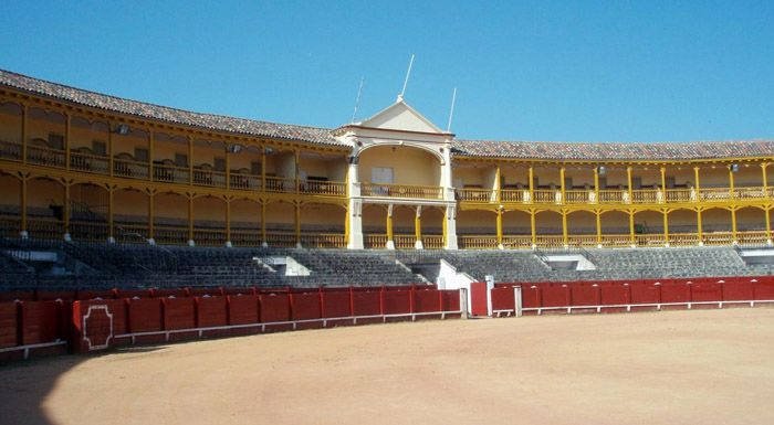 Aranjuez audio guide - The Bullring