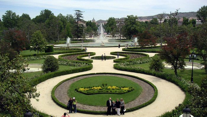 Aranjuez audio guide - The Palace Gardens