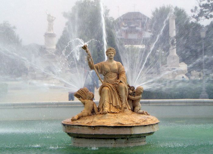 Aranjuez audio guide - The Fountain of Ceres