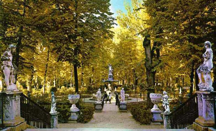 Aranjuez audio guide - The Isle Garden