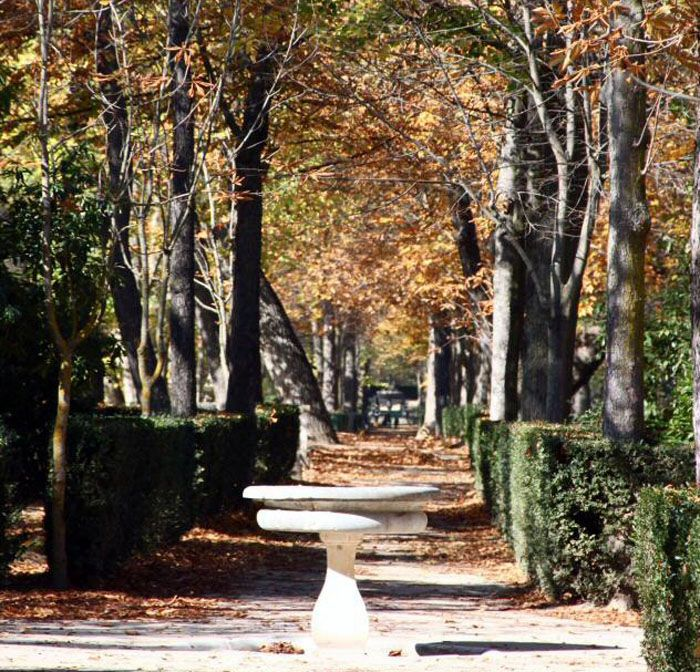 Aranjuez audioguide - The Gallery