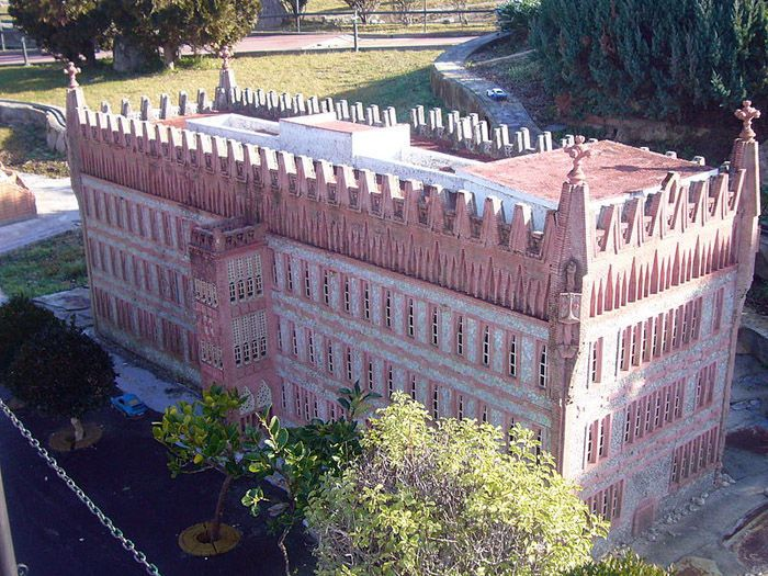 Audioguide of Catalunya in Miniature Park - The Teresianas School
