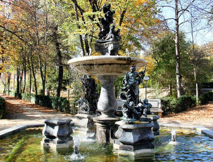 Aranjuez audio guide - The Fountain of Neptune