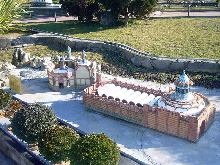 Audioguide of Catalunya in Miniature Park - The Güell Estate