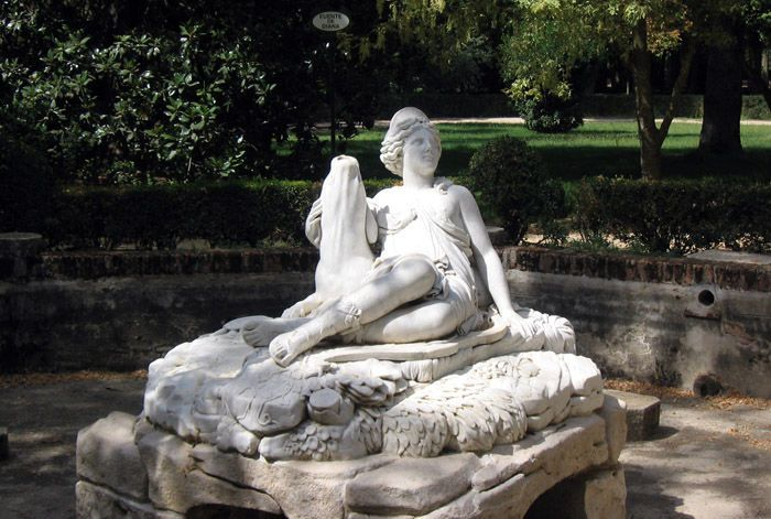 Aranjuez audioguide - The Fountain of Diana