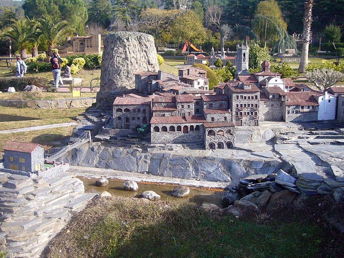 Audioguide of Catalunya in Miniature Park - Rupit