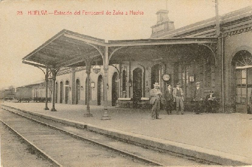 Audioguide of Huelva, Door to the Atlantic - Huelva signs up to the Industrial Revolution