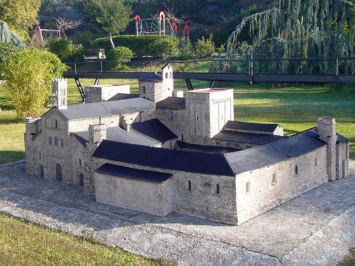 Audioguide of Catalunya in Miniature Park - La Seo de Urgel