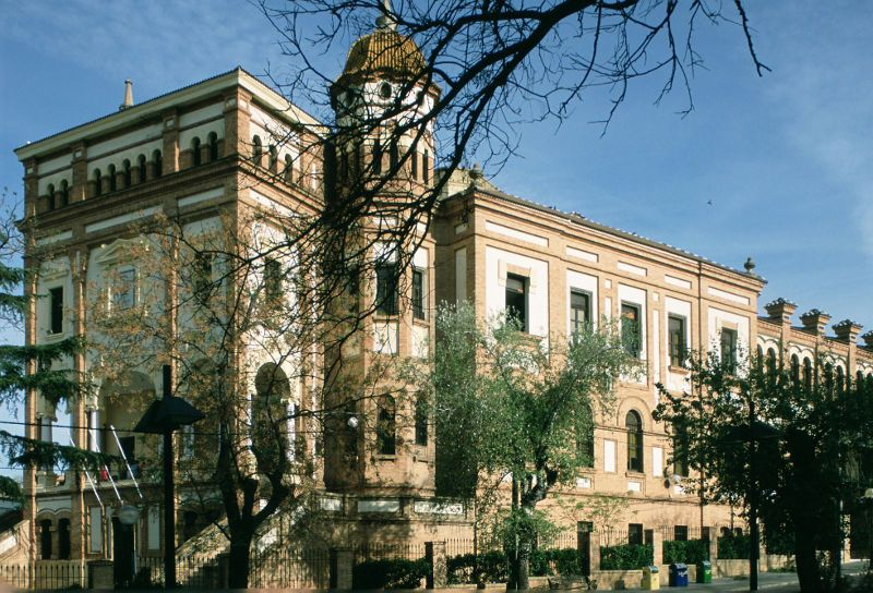 Audioguide of Huelva - La Rábida College