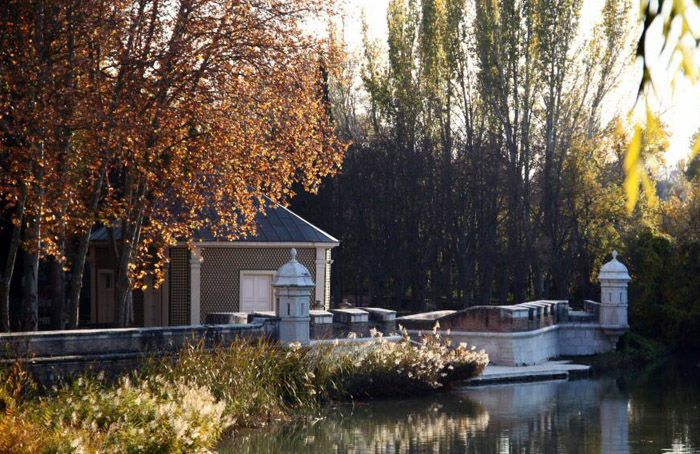 Aranjuez audio guide - The Royal Pier