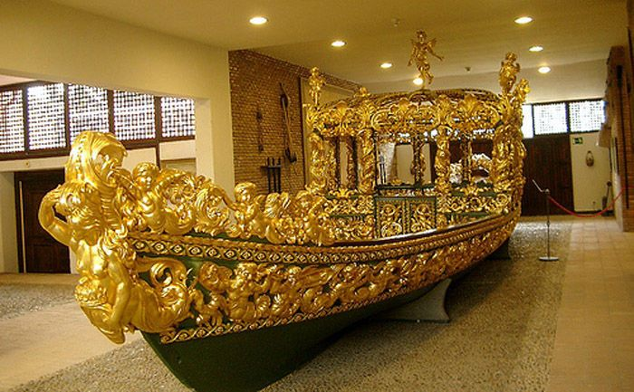 Aranjuez audio guide - The Royal Barge Museum