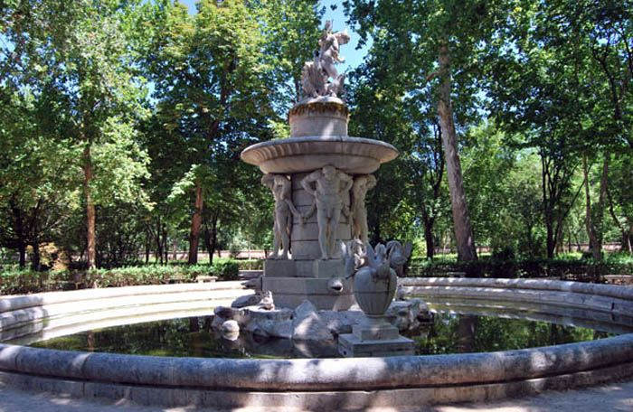 Aranjuez audio guide - The Fountain of Narcissus