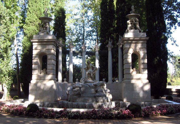 Aranjuez audio guide - The Fountain of Apollo