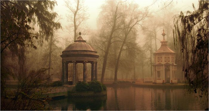 Aranjuez audio guide - The Chinese Pond