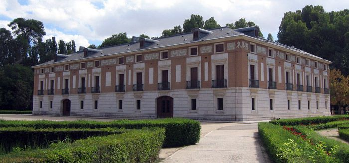Aranjuez audio guide - The Royal Farmhand's House