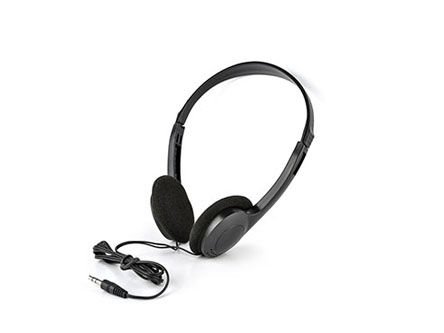 headphones for audioguides