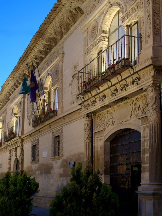 Audioguide of Baeza -The old Justice House and City Hall