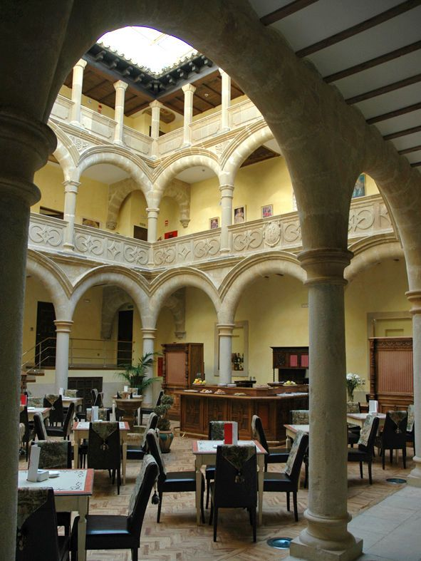 Audioguide of Baeza - The Palace of the Salcedo