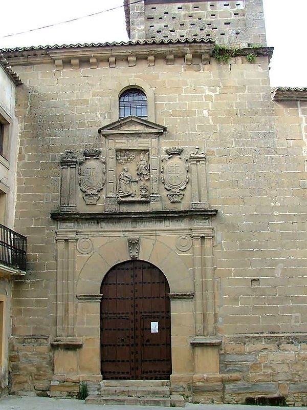 Audioguide of Baeza - The Convent of the Incarnation