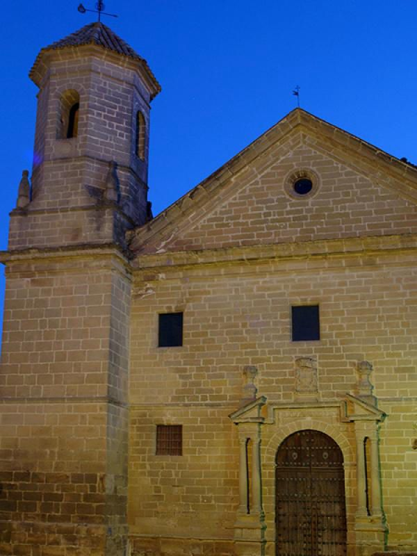Audioguide of Baeza - The Church of the Barefoot Trinitarians