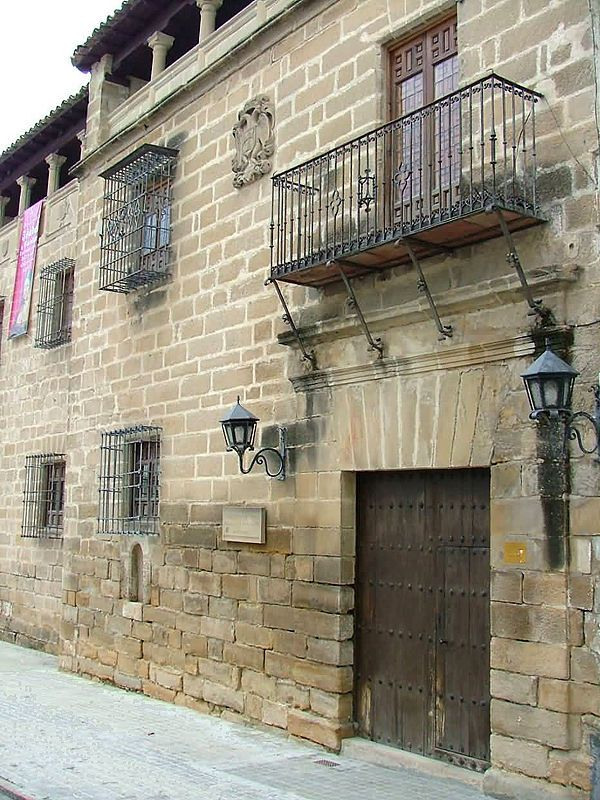 Audioguide of Baeza - Old Hospital of Saint Anthony Abad