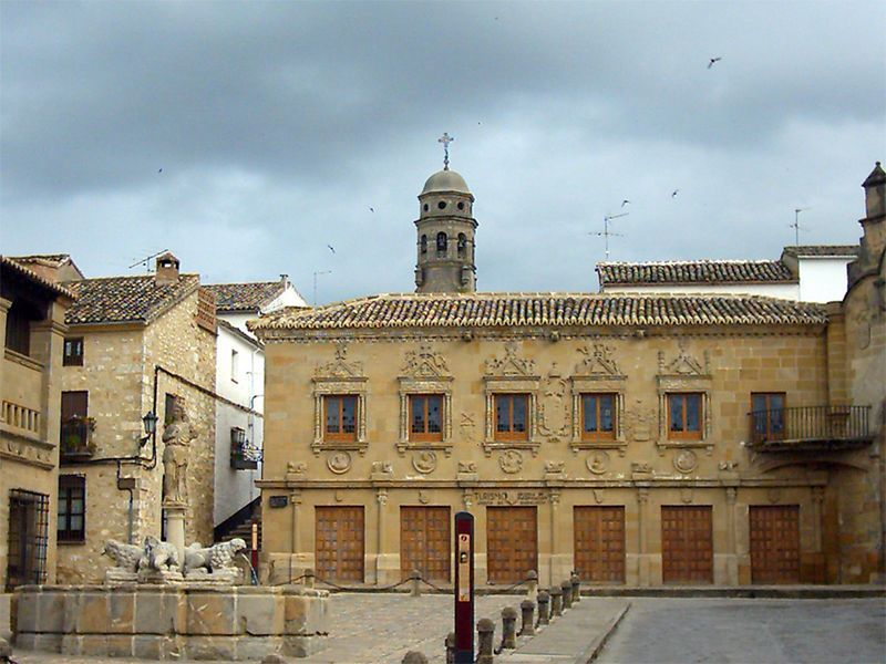 Audioguide of Baeza - The Old Civil Audience and Notaries